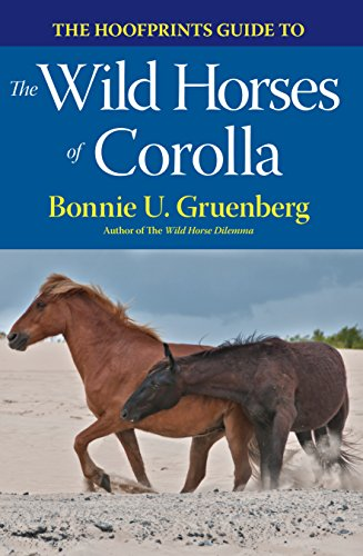 The Hoofprints Guide to the Wild Horses of Corolla, NC (Hoofprints Guides Book 3) (English Edition)