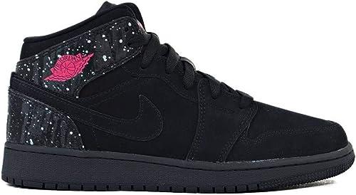 Nike Damen Air Jordan 1 Mid (Gs) (Gs) (Gs) Fitnessschuhe  Neuheiten der neuen Produkte