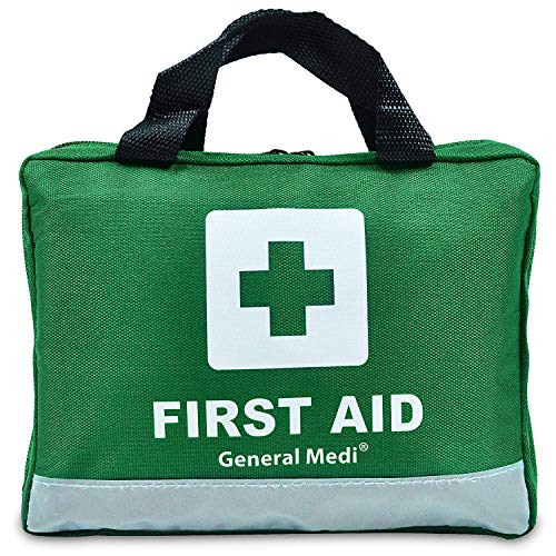 210 Piece First Aid Kit- Emergency kit - Reflective Design -...