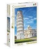 Clementoni Collection-Pisa Puzzle, 1000 Piezas, Multicolor (39455.5)