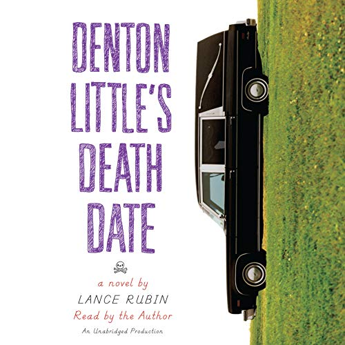 Denton Little's Deathdate audiobook cover art