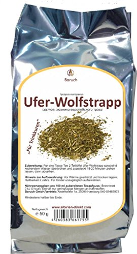 Ufer-Wolfstrapp - (Lycopus europaeus) - 50g