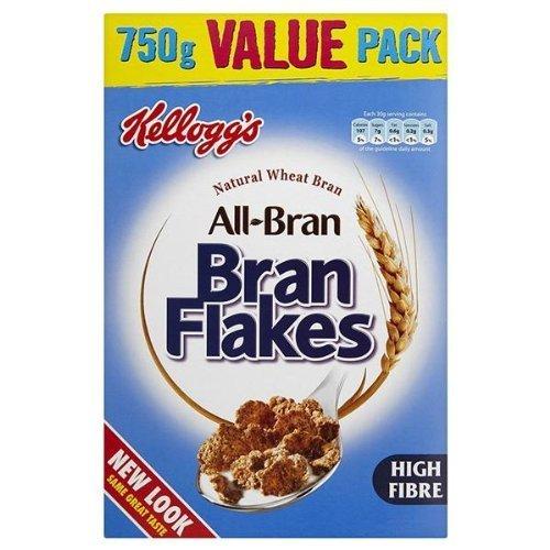 Kelloggs Bran Flakes 1X750G