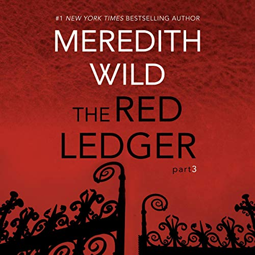 The Red Ledger: 3  By  cover art
