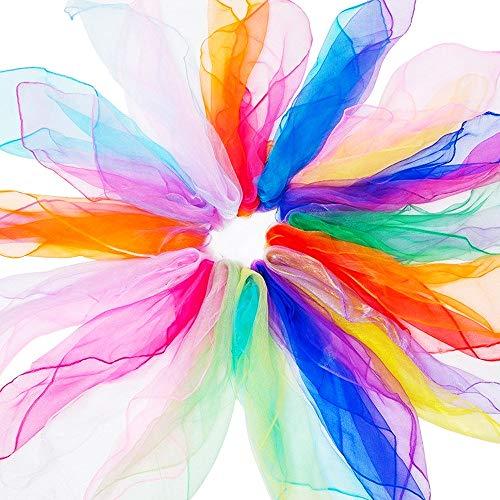 Tanz Tücher Farbe