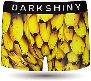 [DARK SHINY(ダークシャイニー)] ボクサーパンツ メンズ BANANA バナナ