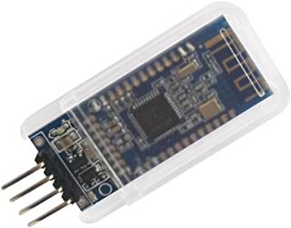 DSD TECH HM-10 Bluetooth 4.0 BLE iBeacon UART Module with 4PIN Base Board for Arduino UNO R3 Mega 2560 Nano