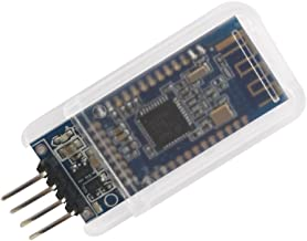 DSD TECH HM-10 Bluetooth 4.0 BLE iBeacon UART Module with 4PIN Base Board for Arduino UNO R3 Mega 2560 Nano