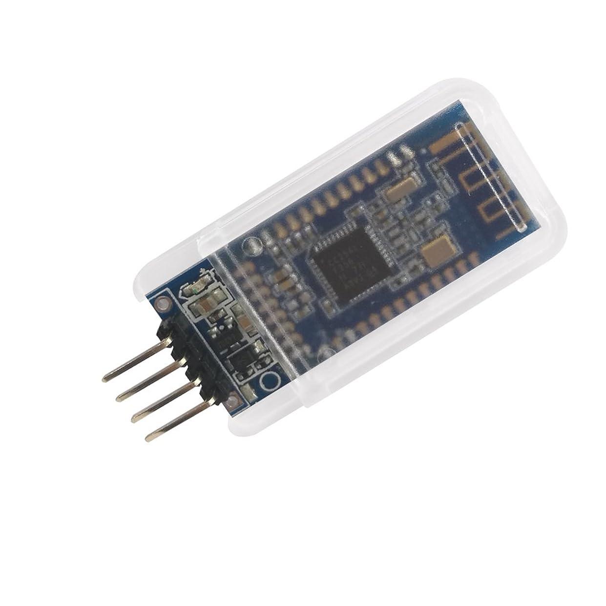 退院翻訳救いDSD TECH HM-10 Bluetooth 4.0 BLE UARTモジュール 4pinベースボード付き Arduino UNO r3 Mega 2560 Nanoに適用