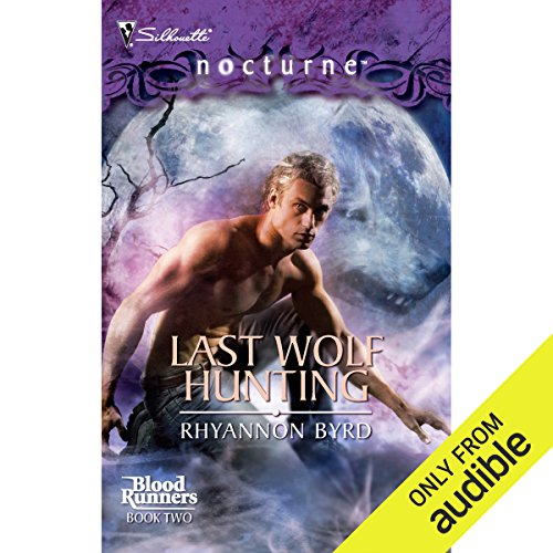 Last Wolf Hunting audiobook cover art