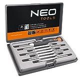 Neo 04-227 - Destornilladores precisos 12 uds Neo