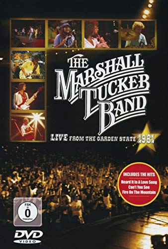 Marshall Tucker Band - Live From The Garden Stat