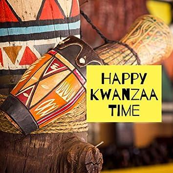 Happy Kwanzaa Time