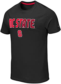 Colosseum Mens NC State Wolfpack Yona Short Sleeve Tee Shirt