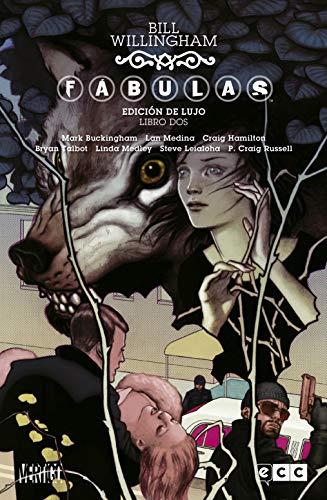 Fábulas: Edición de lujo - Libro 02 (Cuarta edición) (Fábules: Edición de lujo)