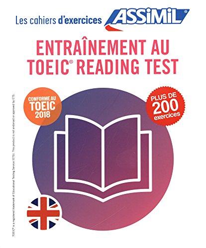Cahier de préparation au Toeic - Reading