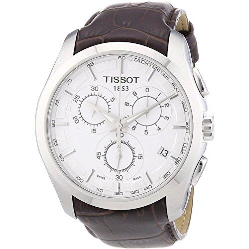 Tissot Couturier - Reloj (Reloj de Pulsera, Masculino, Acero Inoxidabl