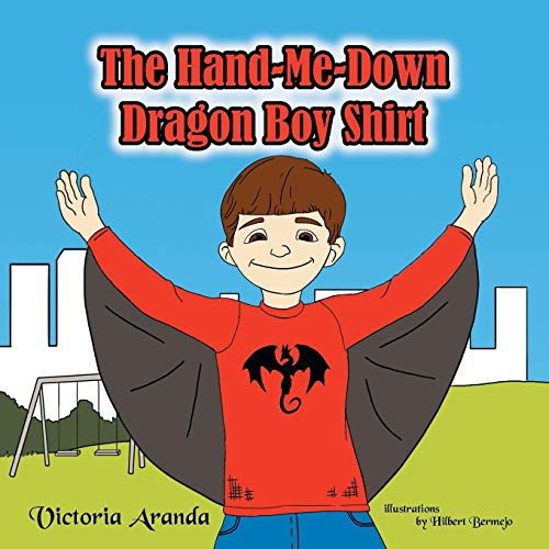 The Hand-Me-Down Dragon Boy Shirt