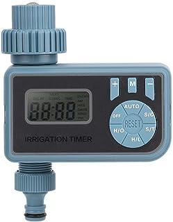 ABS Waterproof Housing Irrigation Timer Hose Timer, Watering Controller, Watering Timer, Irrigation Tools for Garden Garde...