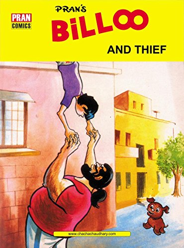BILLOO AND THE THIEF: BILLOO (English Edition)