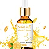 Vitamin C Serum for Face with Hyaluronic Acid, Vitamin E & Niacinamide (B3)