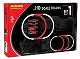 Mehano F101 - Set Binari 1, 24 Pezzi, Scala H0