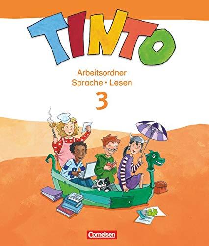Tinto Sprachlesebuch 2-4 - Ausgabe 2013 - 3. Schuljahr: Arbeitsordner Sprache und Lesen