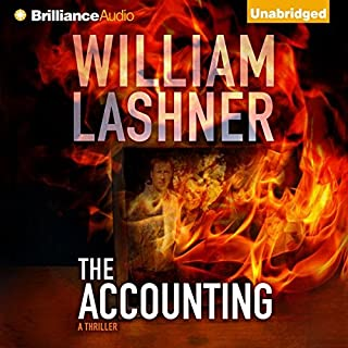 The Accounting audiobook cover art