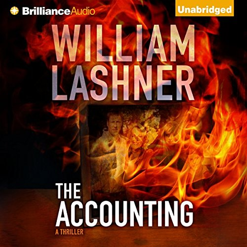 The Accounting                   By:                                                                                                                                 William Lashner                               Narrated by:                                                                                                                                 Eric G. Dove                      Length: 11 hrs and 11 mins     422 ratings     Overall 3.9