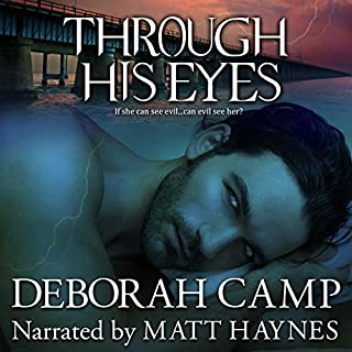 Through His Eyes audiobook cover art