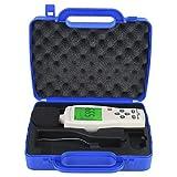 Medidor de nivel de sonido integrado de ruido Detector de pantalla LCD con rango de 30 a 130dBA 35 a 130dBC para la industria y la vida diaria