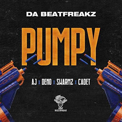 Da Beatfreakz feat. Swarmz, AJ x Deno, Deno & Cadet