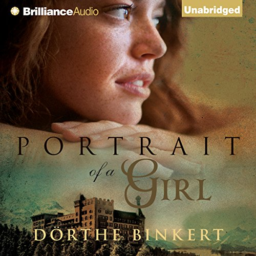 Portrait of a Girl audiobook cover art