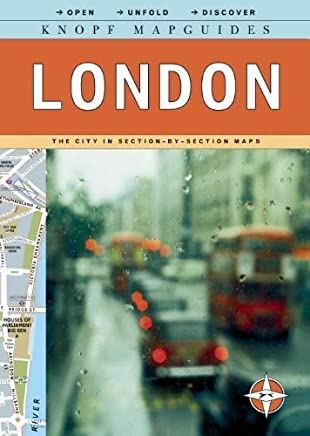[Knopf Mapguide London (Knopf Mapguides)] [By: Knopf Guides] [June, 2006]