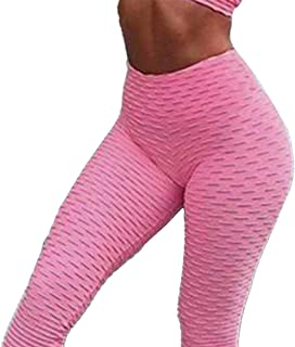 Women Yoga Pants, Heart Shape Gym Legging, Exercise High Waist Fitness Legging, High Elasticity Running Athletic Trousers ...
