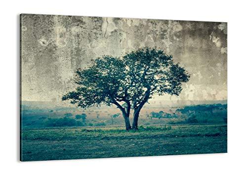 Cuadro sobre Lienzo - de una Sola Pieza - Impresión en Lienzo - Ancho: 70cm, Altura: 50cm - Foto número 3627 - Listo para Colgar - en un Marco - AA70x50-3627