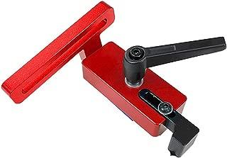 1200mm FTVOGUE 30 Tipo T-Slot Miter Track Jig T-Track Conector T Tornillo Ranura de Fijaci/ón para Mesa de Fresadora Herramienta para Trabajar la Madera 1000 1200mm