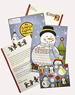 JFL Kids Letters To and From Santa 5pc 6