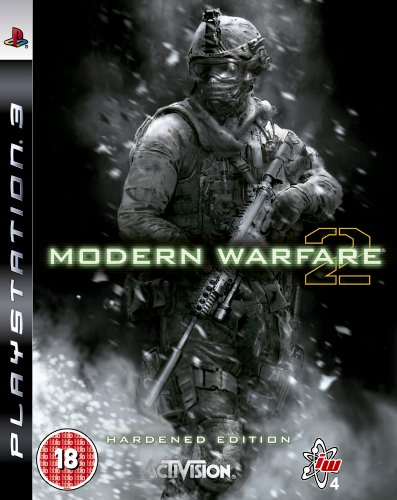 [Import Anglais]Call Of Duty 6 Modern Warfare 2 Hardened Edition Game PS3