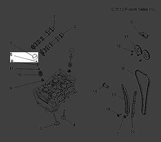 Polaris 2011-2013 Rzr Xp 900 Rzr 570 Intl Shim Valve Lash 2 125 3022173-212 New Oem