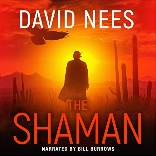 The Shaman audiobook cover art