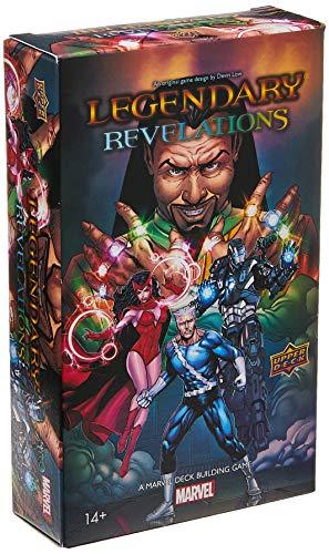 Upper Deck Marvel Legendary Revelations Expansion