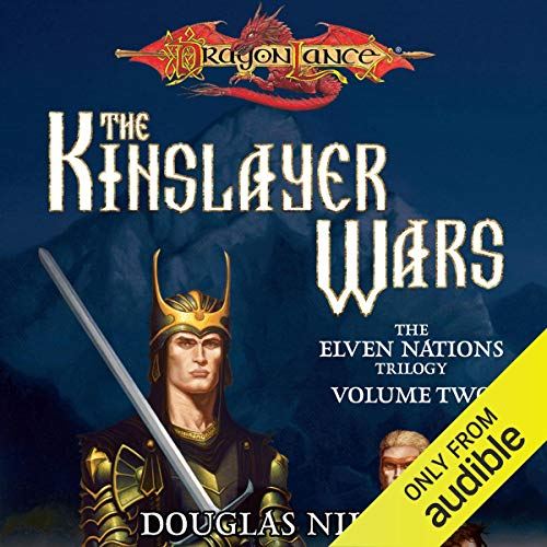 『The Kinslayer Wars』のカバーアート