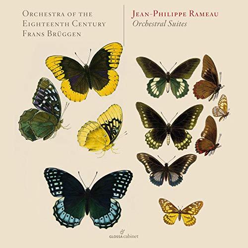 Acante et Céphise (Orchestral Excerpts): Air gracieux pour les génies et fées