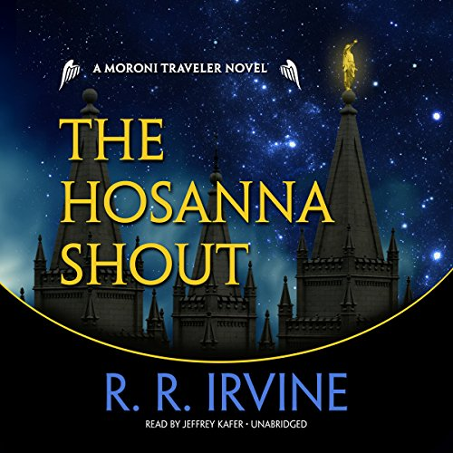 The Hosanna Shout audiobook cover art