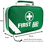 2 in 1 Large First Aid Kit for Home, Car, Camping, Office, Boat, and Traveling 95