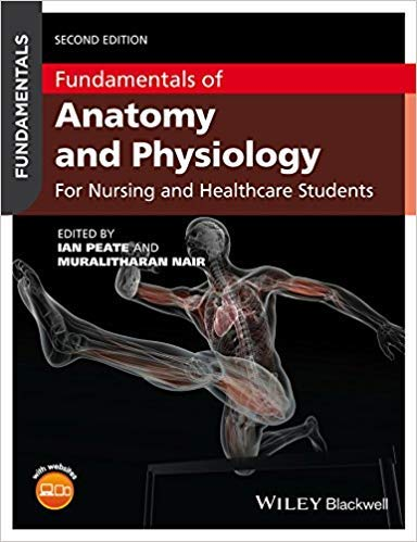 [1119055520] [9781119055525] Fundamentals of Anatomy and Physiology: For Nursing and Healthcare Students 2nd Edition-Paperback