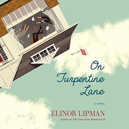 On Turpentine Lane audiobook cover art