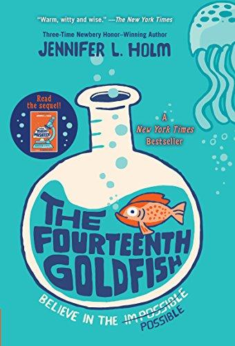 The Fourteenth Goldfish by [Jennifer L. Holm]