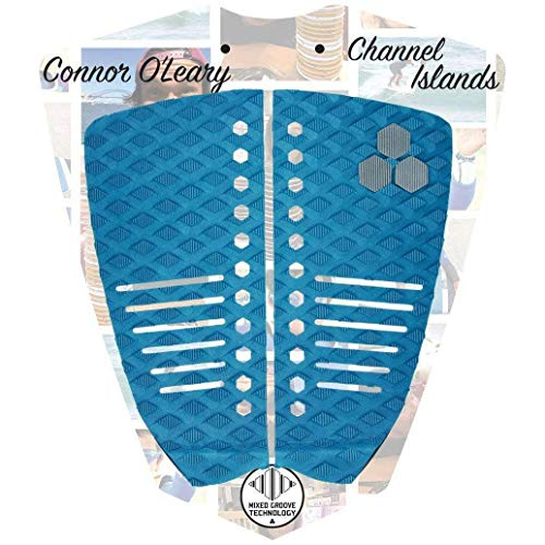Channel Islands Connor OLeary Tail Pad - Almohadilla para tabla de surf (2 unidades)